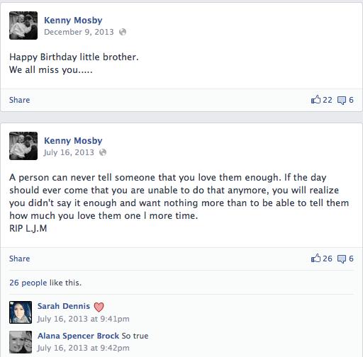 Kenny Mosby Facebook