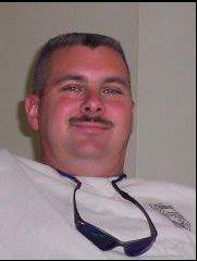 Killer cop Chris Gann. Photo via Facebook.