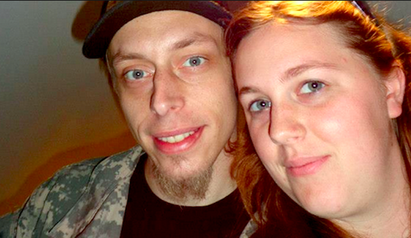 Jared and Amanda Miller.