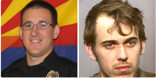 Robert Smith killed white Flagstaff, Ariz. cop Tyler Stewart December 27, 2014.