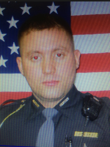 Killer cop Joel Jenkins